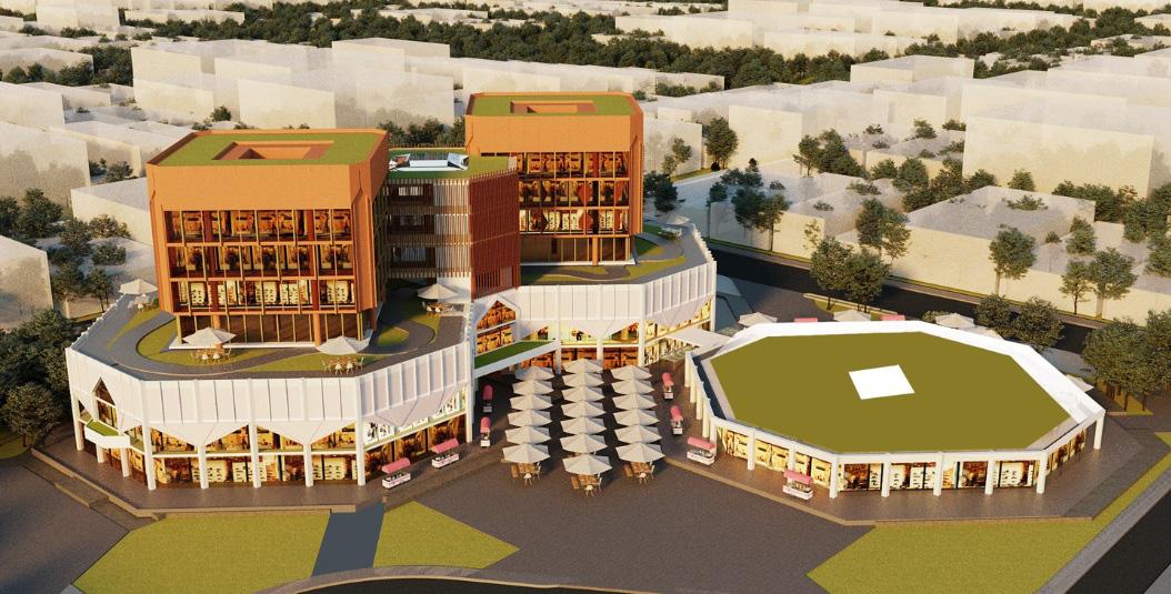 Đà Nẵng công bố các mẫu thiết kế phương án kiến trúc Chợ Cồn - Ảnh 15.