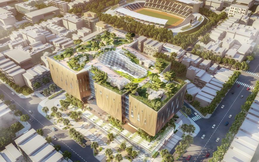 Đà Nẵng công bố các mẫu thiết kế phương án kiến trúc Chợ Cồn - Ảnh 11.