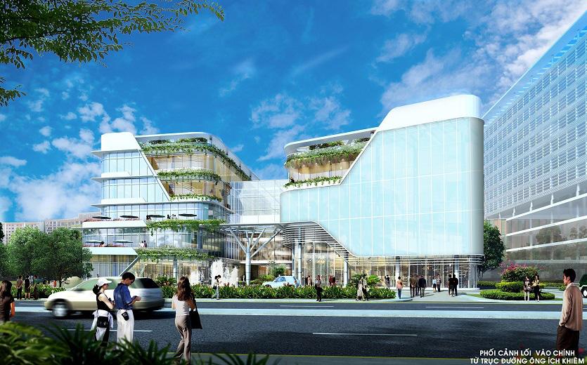 Đà Nẵng công bố các mẫu thiết kế phương án kiến trúc Chợ Cồn - Ảnh 10.
