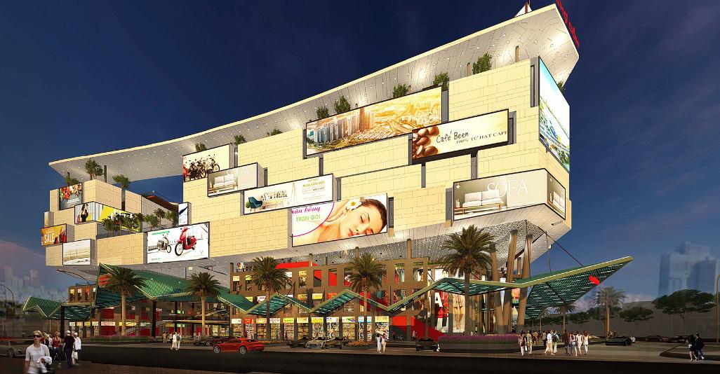 Đà Nẵng công bố các mẫu thiết kế phương án kiến trúc Chợ Cồn - Ảnh 8.