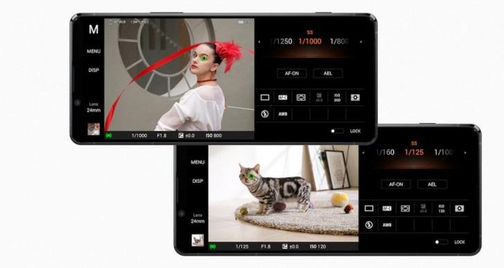Sony Xperia 1 II cập nhật chế độ Night Mode, bổ sung Eye AF cho camera góc rộng - Ảnh 1.