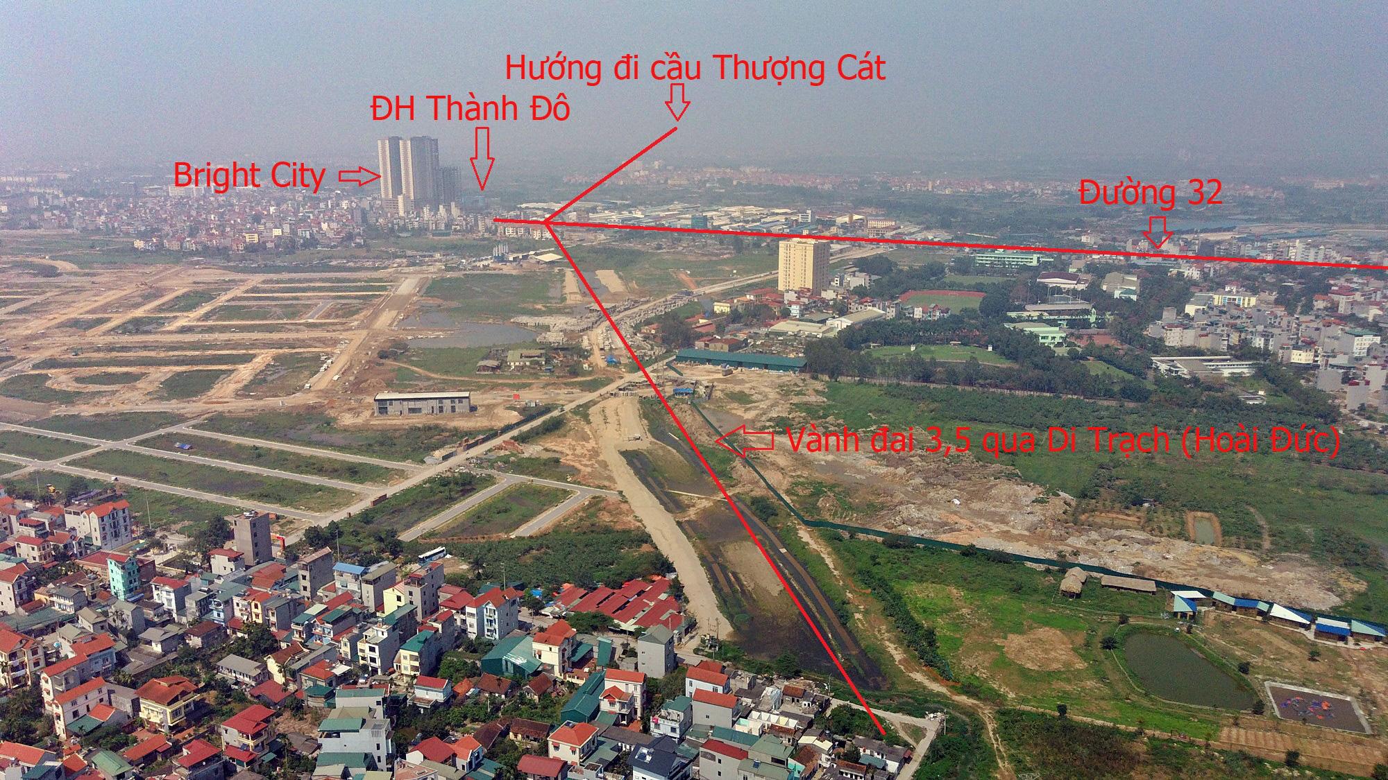 Những dự án sẽ hưởng lợi từ qui hoạch cầu Thượng Cát, Hà Nội - Ảnh 16.