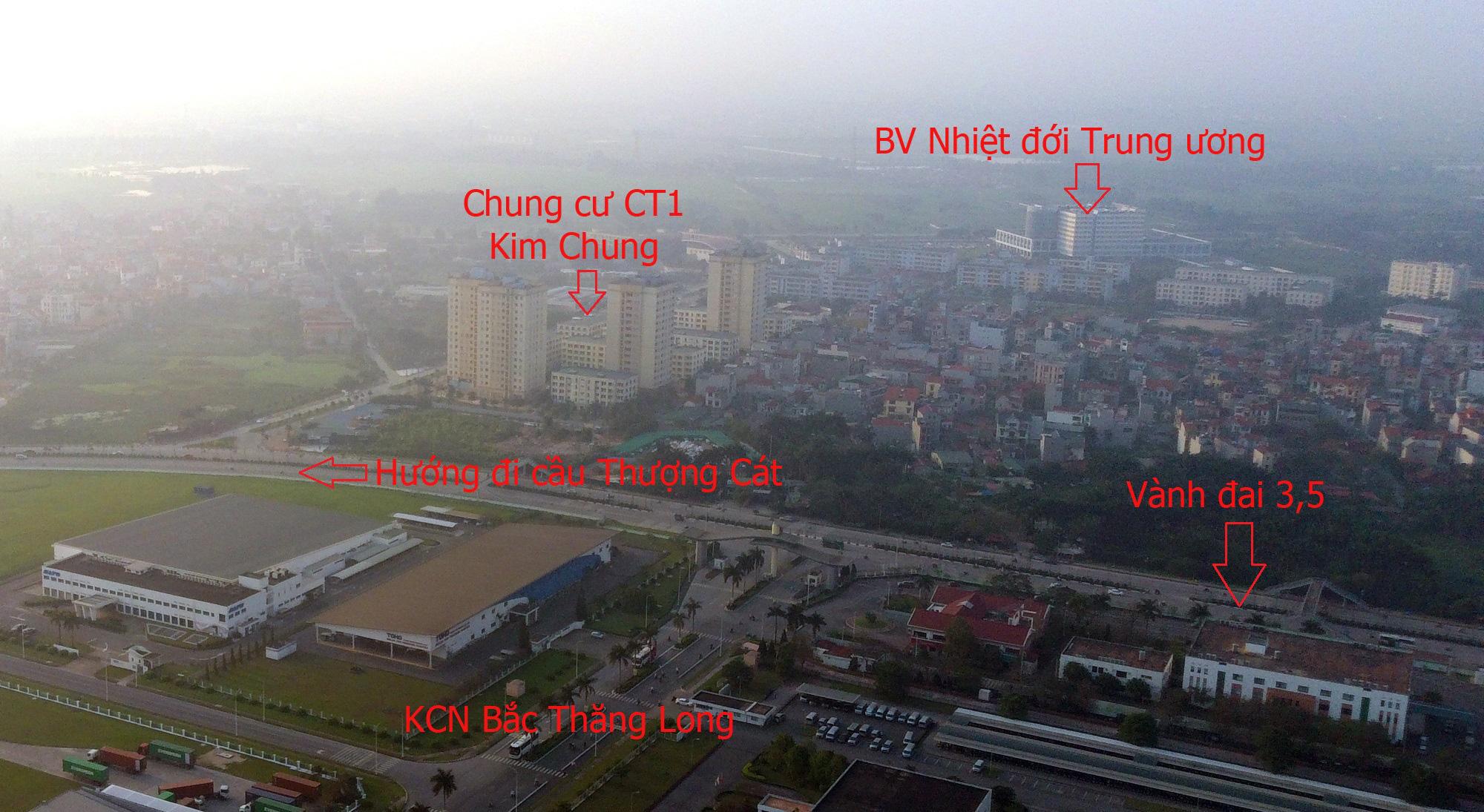 Những dự án sẽ hưởng lợi từ qui hoạch cầu Thượng Cát, Hà Nội - Ảnh 7.