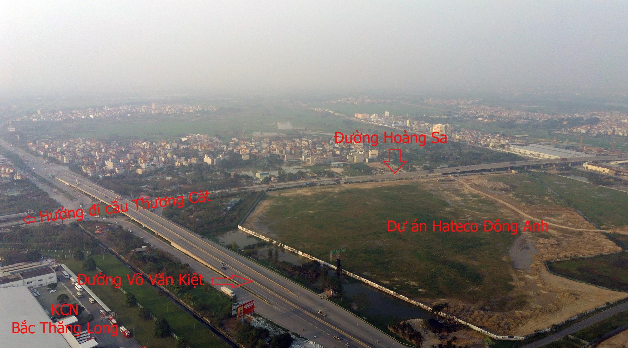 Những dự án sẽ hưởng lợi từ qui hoạch cầu Thượng Cát, Hà Nội - Ảnh 9.