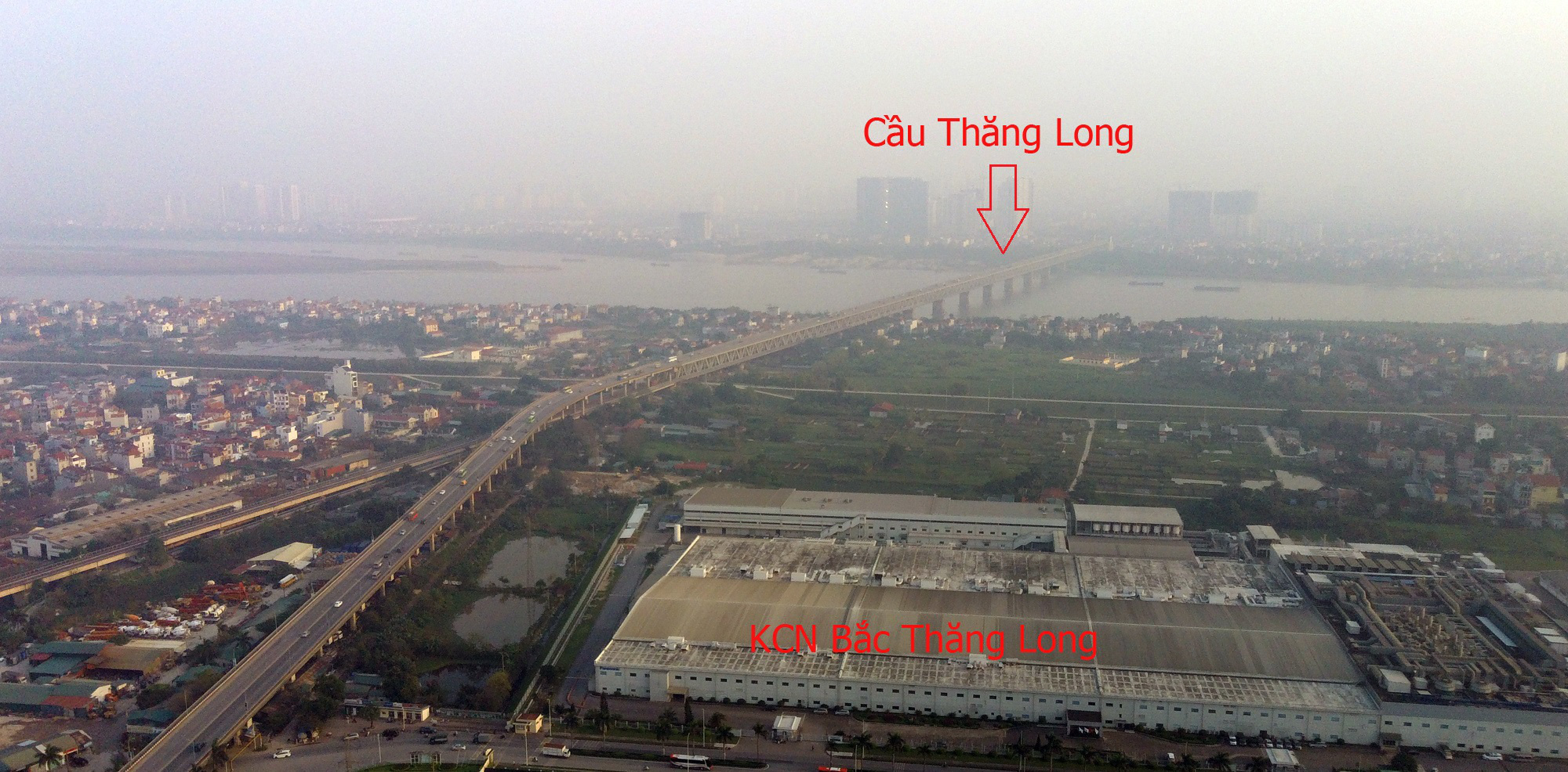 Những dự án sẽ hưởng lợi từ qui hoạch cầu Thượng Cát, Hà Nội - Ảnh 10.