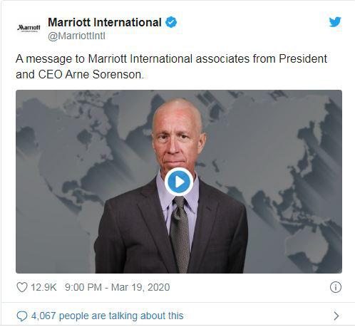 Nhiều khách sạn trực thuộc Marriott International sẽ không bao giờ mở cửa trở lại do ảnh hưởng của Covid-19 - Ảnh 2.