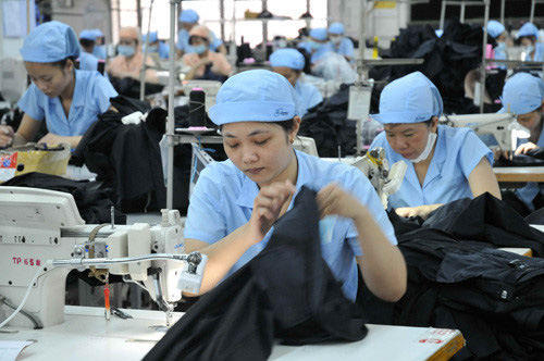 Bác thông tin Mỹ tạm ngừng nhập khẩu hàng dệt may của Việt Nam - Ảnh 2.