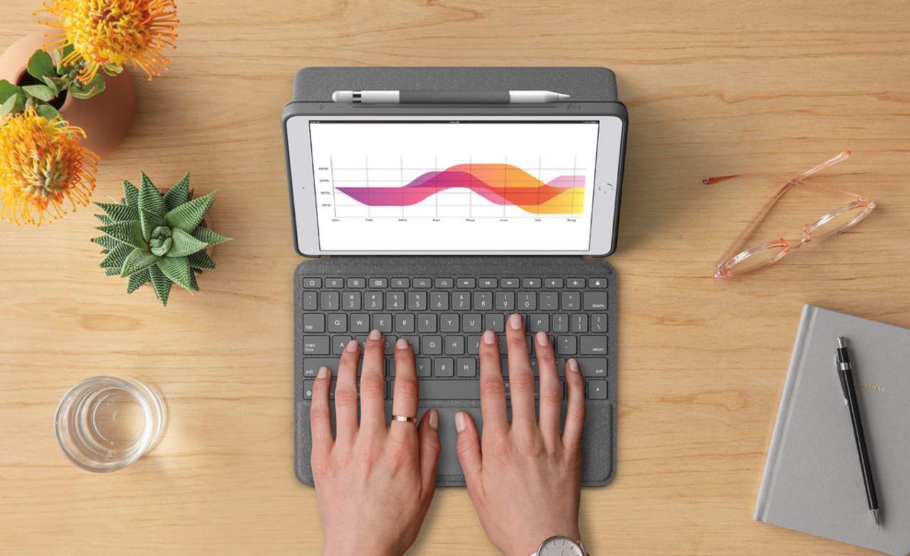 Magic Keyboard của Apple chưa ra mắt đã gặp phải đối thủ hỗ trợ Trackpad, giá chỉ bằng một nửa - Ảnh 1.