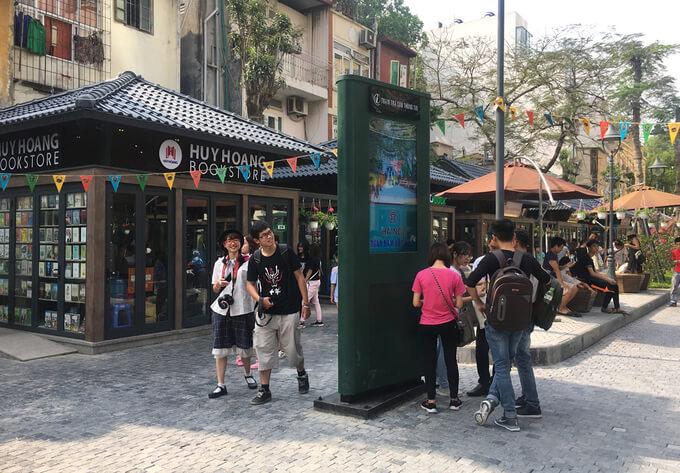 Hà Nội tạm thời đóng cửa Phố sách, Nam Định và Hưng Yên tạm dừng các hoạt động văn hóa, thể thao, du lịch - Ảnh 1.