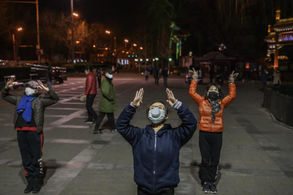 'Cách li ở Bắc Kinh, tôi chứng kiến cách Trung Quốc chống dịch' - Ảnh 1.