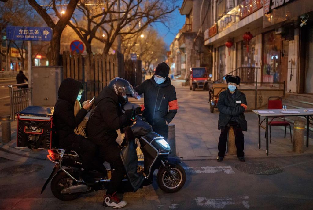 'Cách li ở Bắc Kinh, tôi chứng kiến cách Trung Quốc chống dịch' - Ảnh 2.