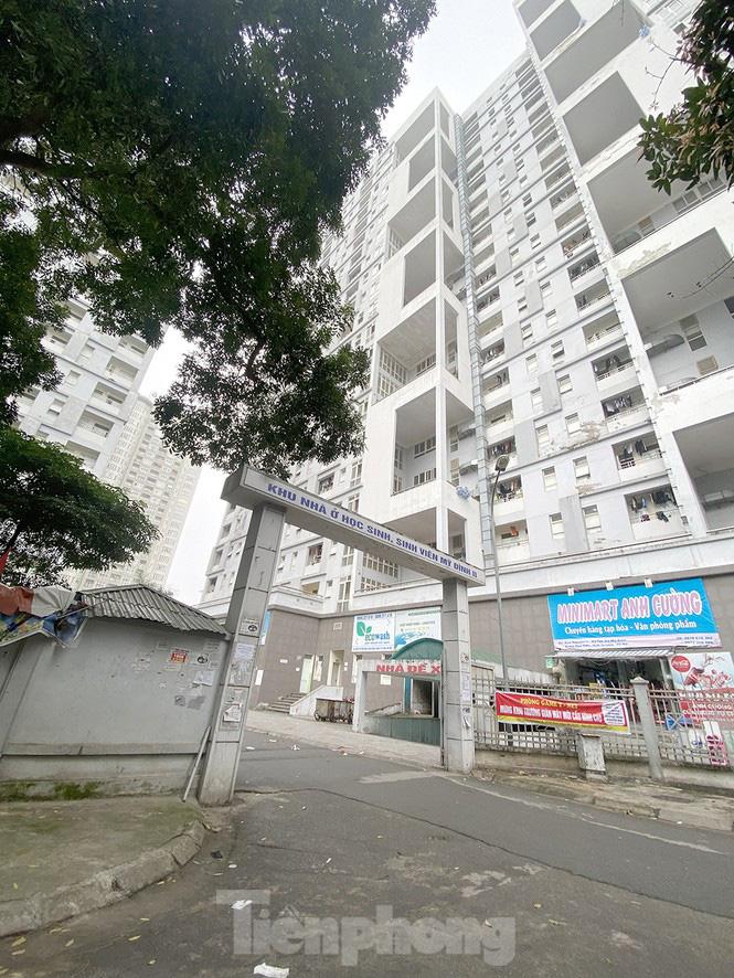 Toàn cảnh khu cao ốc 21 tầng dành cách li người về từ vùng dịch - Ảnh 7.