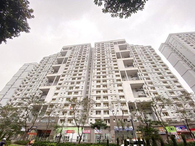 Toàn cảnh khu cao ốc 21 tầng dành cách li người về từ vùng dịch - Ảnh 4.