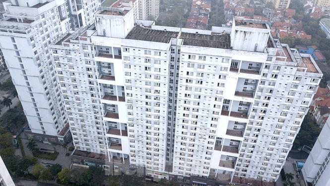 Toàn cảnh khu cao ốc 21 tầng dành cách li người về từ vùng dịch - Ảnh 1.