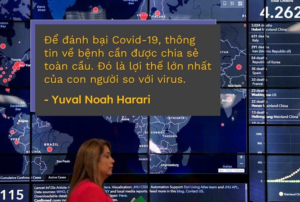 Thế giới loài người sau đại dịch Covid-19 - Ảnh 11.