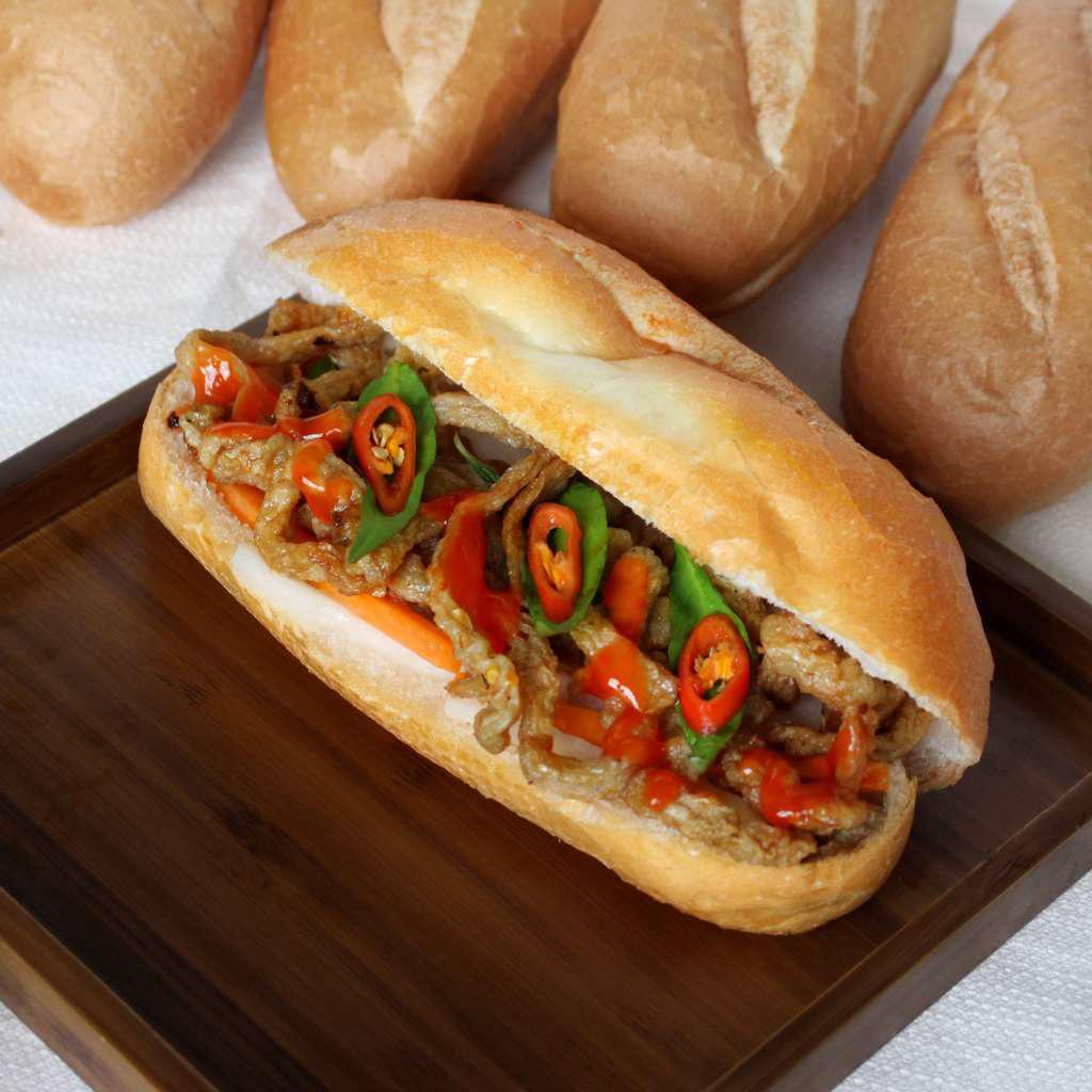 Bánh mì Việt Nam bất ngờ trở thành biểu tượng trên trang chủ Google Doodle - Ảnh 3.
