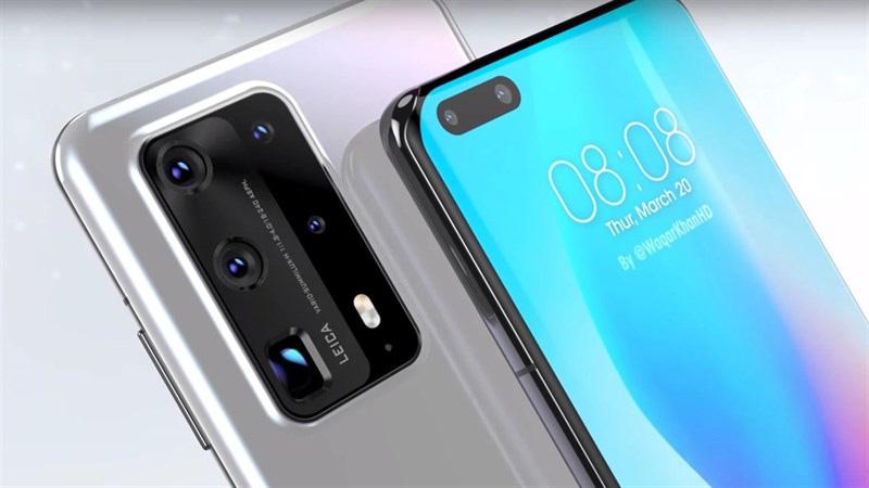 Lộ diện thông số Huawei P40 và P40 Pro trước ngày ra mắt - Ảnh 1.