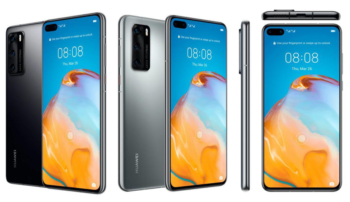 Lộ diện thông số Huawei P40 và P40 Pro trước ngày ra mắt - Ảnh 2.