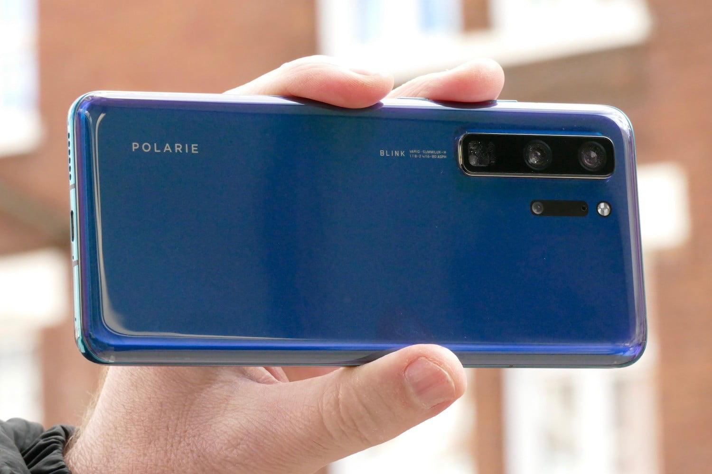 Lộ diện thông số Huawei P40 và P40 Pro trước ngày ra mắt - Ảnh 3.