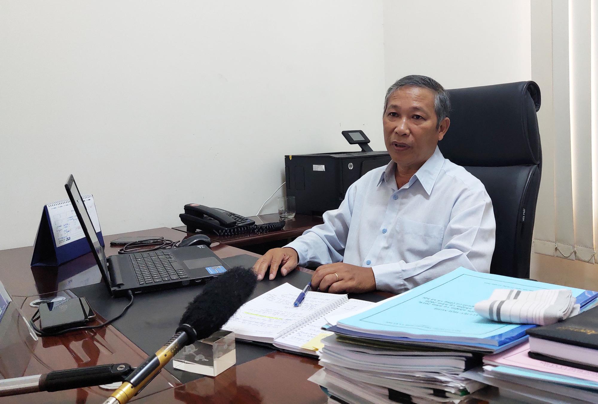 Khánh Hòa: Hàng nghìn lao động mất việc, nhân viên Trung tâm Dịch vụ việc làm mướt mồ hôi giải quyết hồ sơ - Ảnh 4.