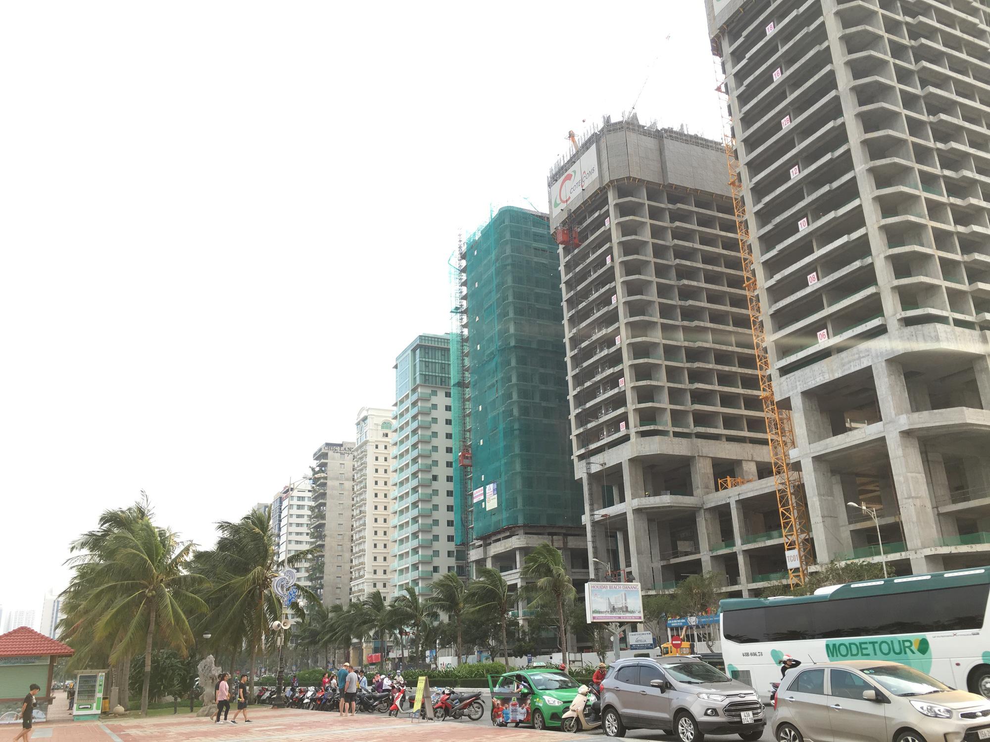Đà Nẵng ngăn ngừa lách luật xây dựng nhà siêu mỏng - Ảnh 1.