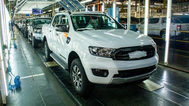 Ford đóng cửa nhà máy tại Việt Nam vì dịch Covid - 19 - Ảnh 1.