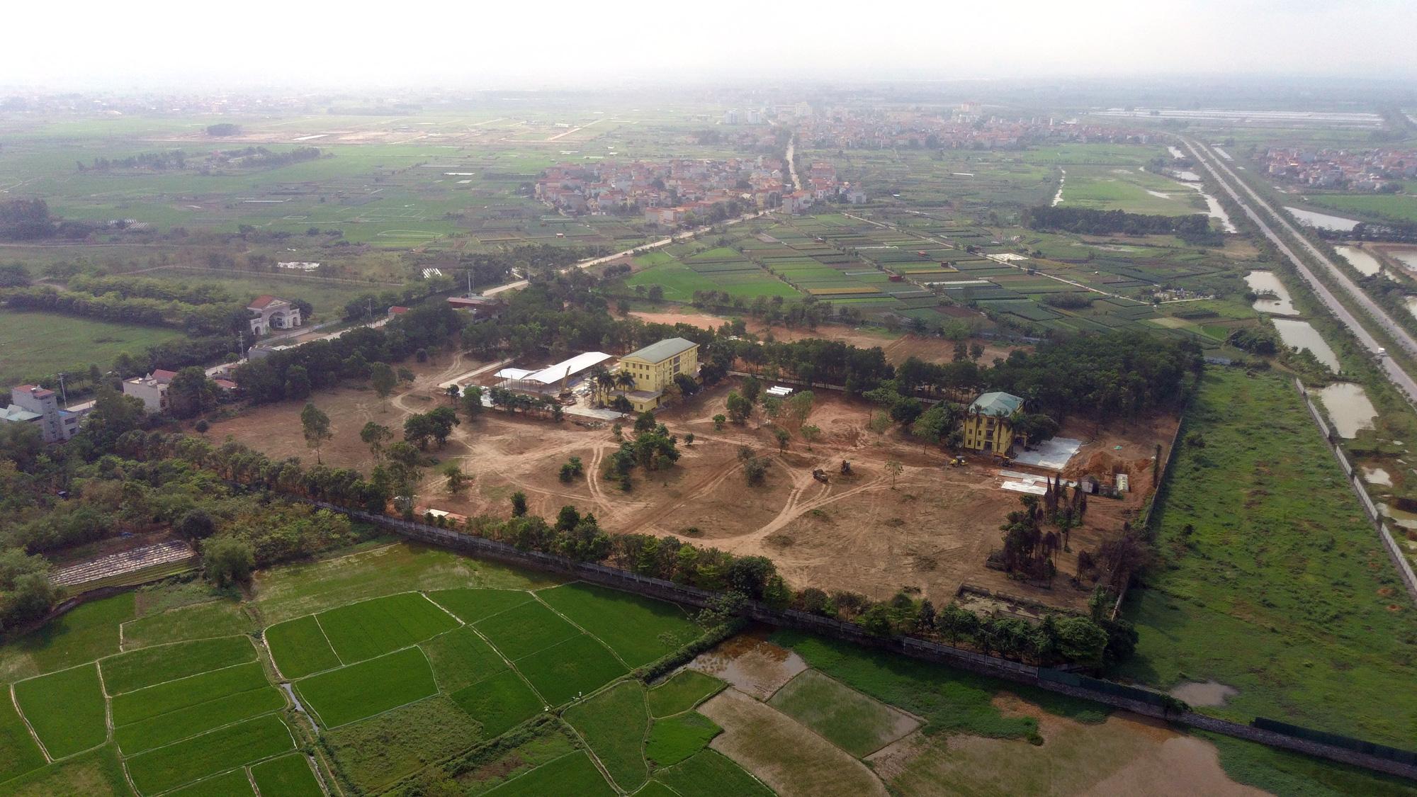Hà Nội sửa xong bệnh viện bỏ hoang ở Mê Linh làm khu cách li chống dịch Covid-19 - Ảnh 1.