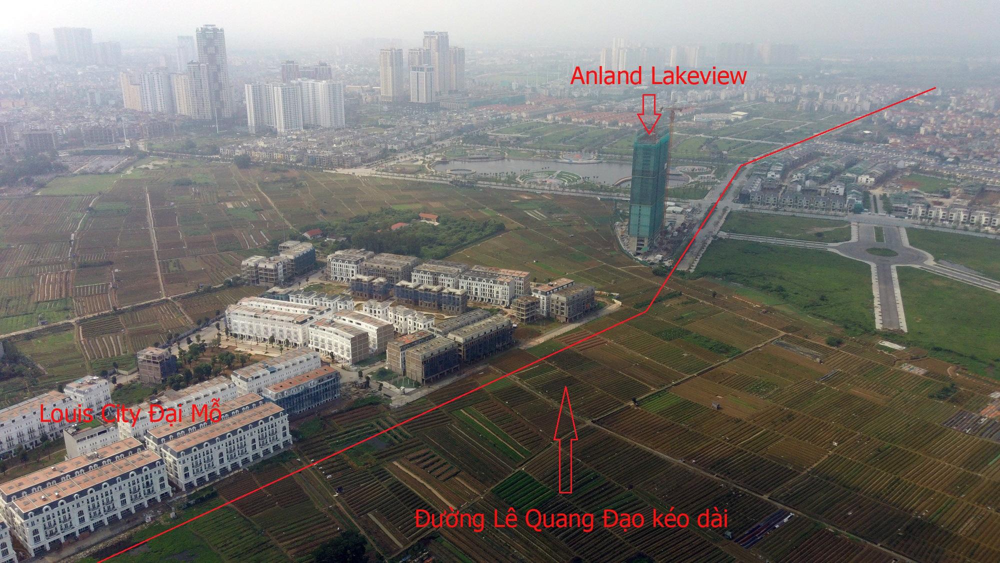 Những dự án hưởng lợi từ qui hoạch đường Lê Quang Đạo kéo dài - Ảnh 8.