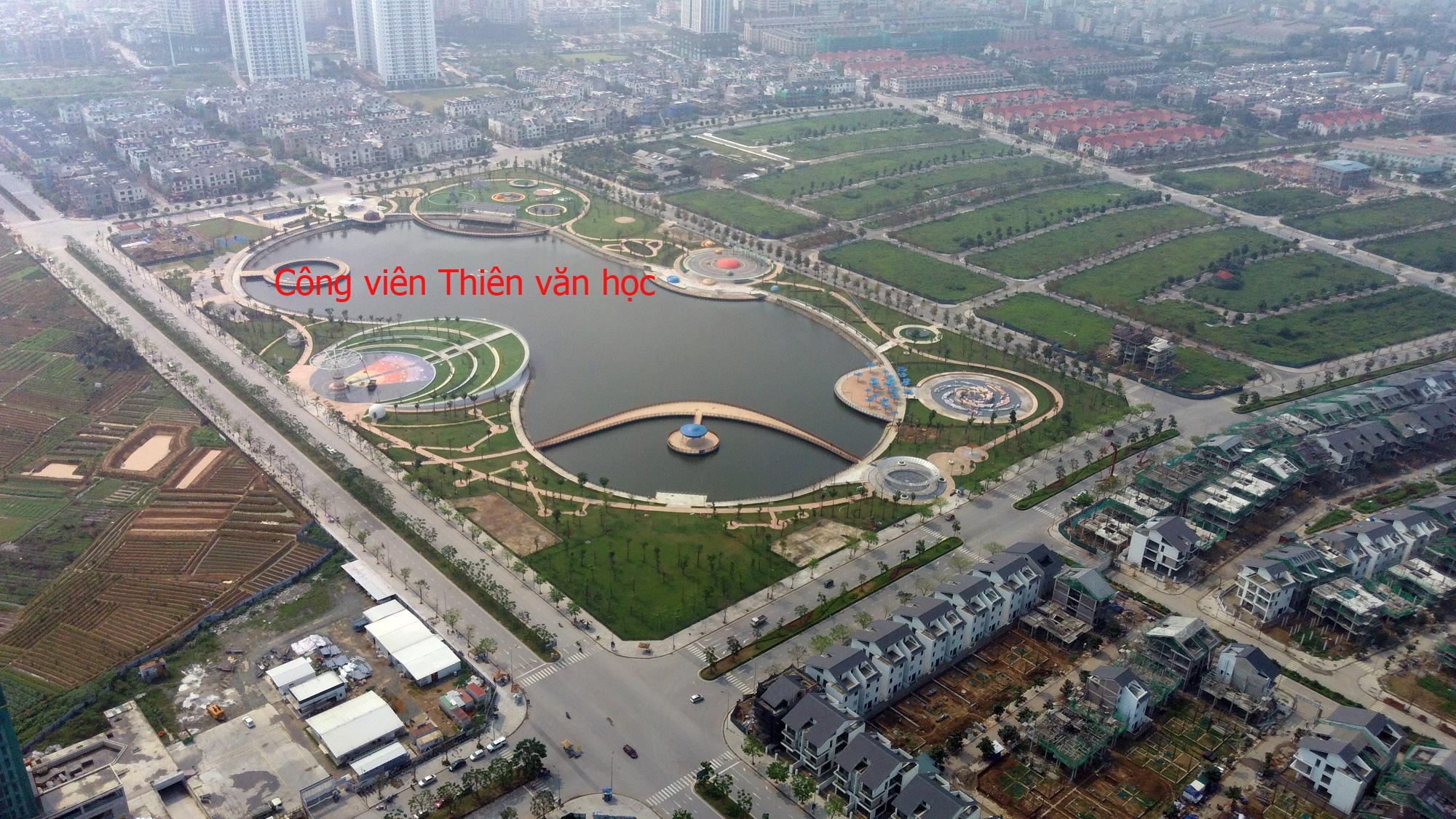 Những dự án hưởng lợi từ qui hoạch đường Lê Quang Đạo kéo dài - Ảnh 10.