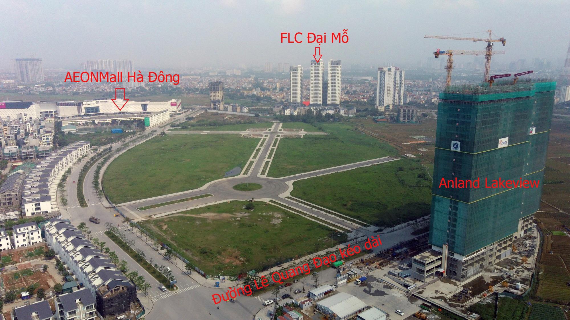 Những dự án hưởng lợi từ qui hoạch đường Lê Quang Đạo kéo dài - Ảnh 11.