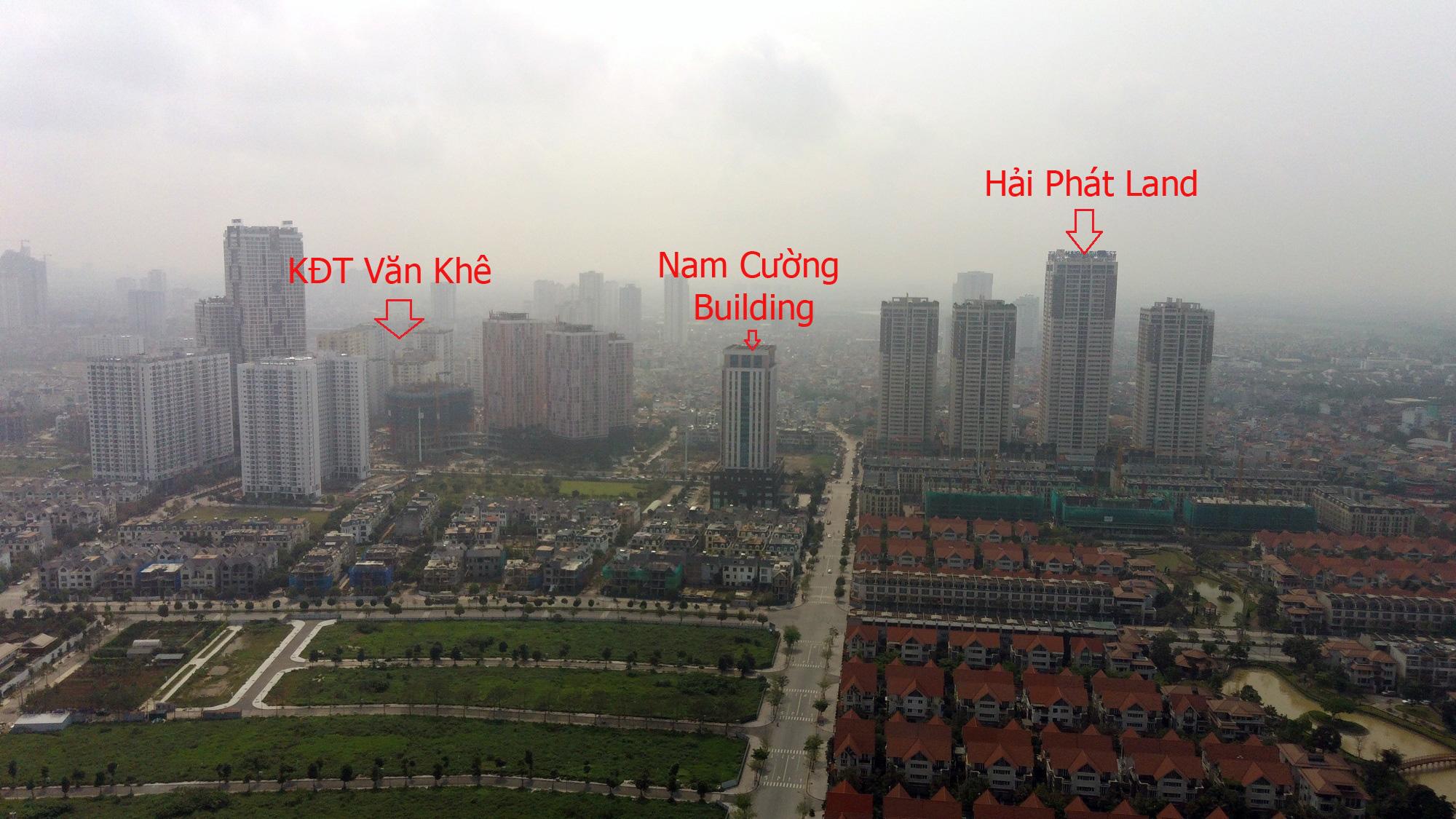 Những dự án hưởng lợi từ qui hoạch đường Lê Quang Đạo kéo dài - Ảnh 15.