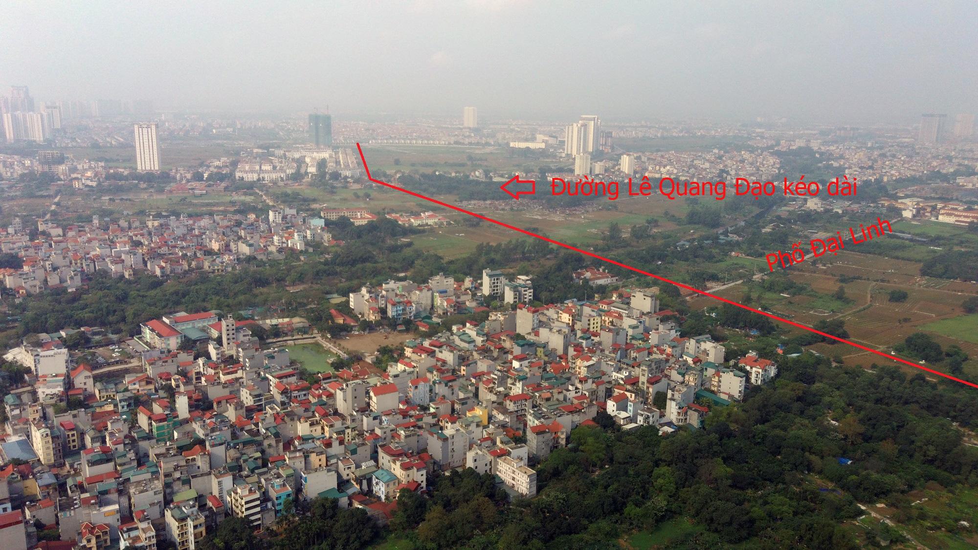 Những dự án hưởng lợi từ qui hoạch đường Lê Quang Đạo kéo dài - Ảnh 4.