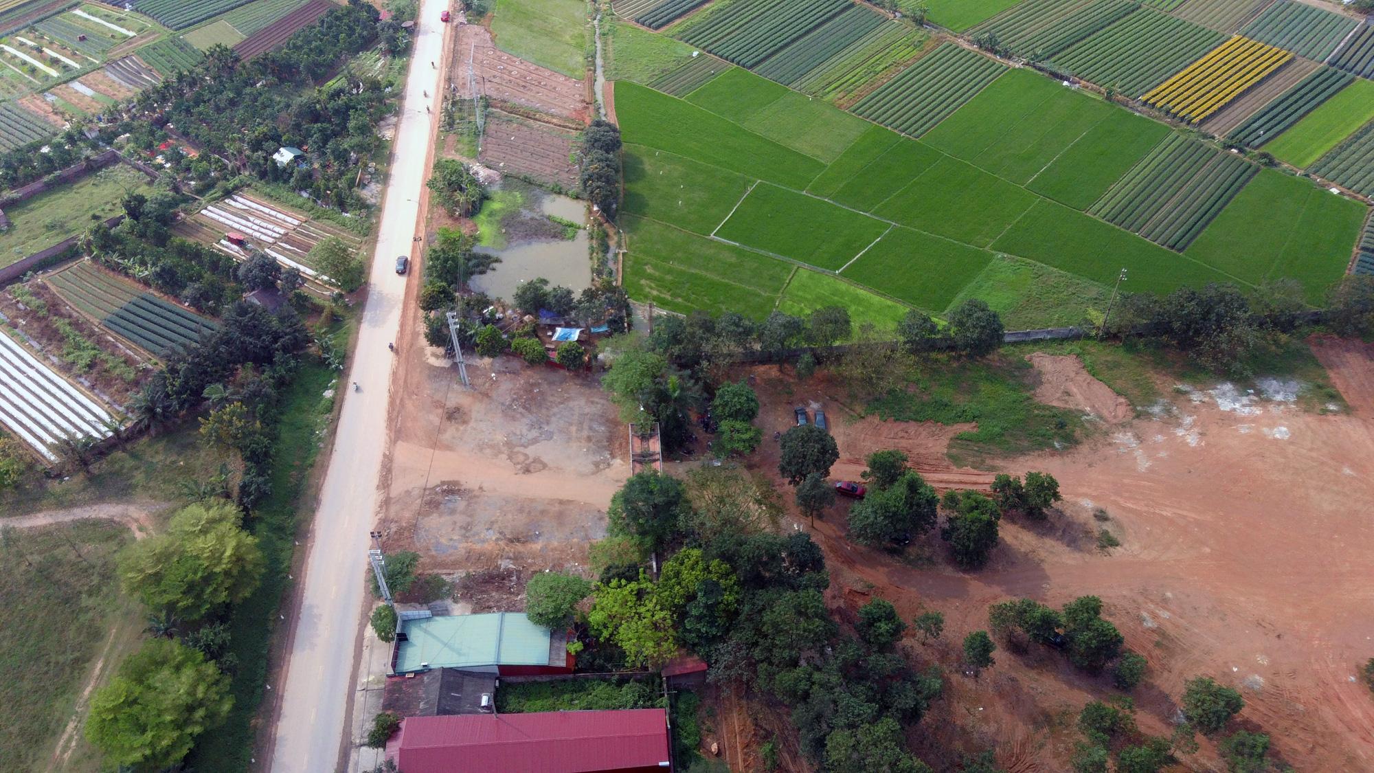 Hà Nội sửa xong bệnh viện bỏ hoang ở Mê Linh làm khu cách li chống dịch Covid-19 - Ảnh 6.