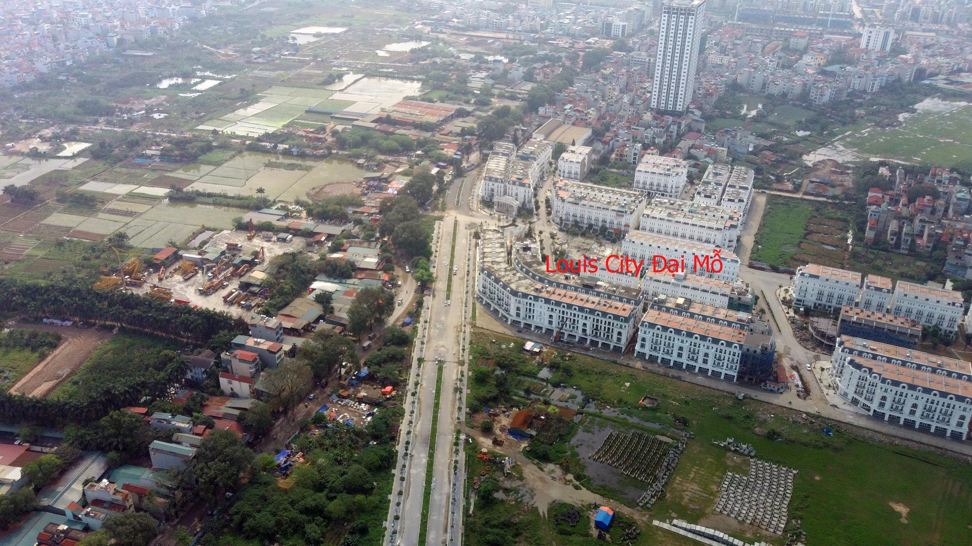 Những dự án hưởng lợi từ qui hoạch đường Lê Quang Đạo kéo dài - Ảnh 7.
