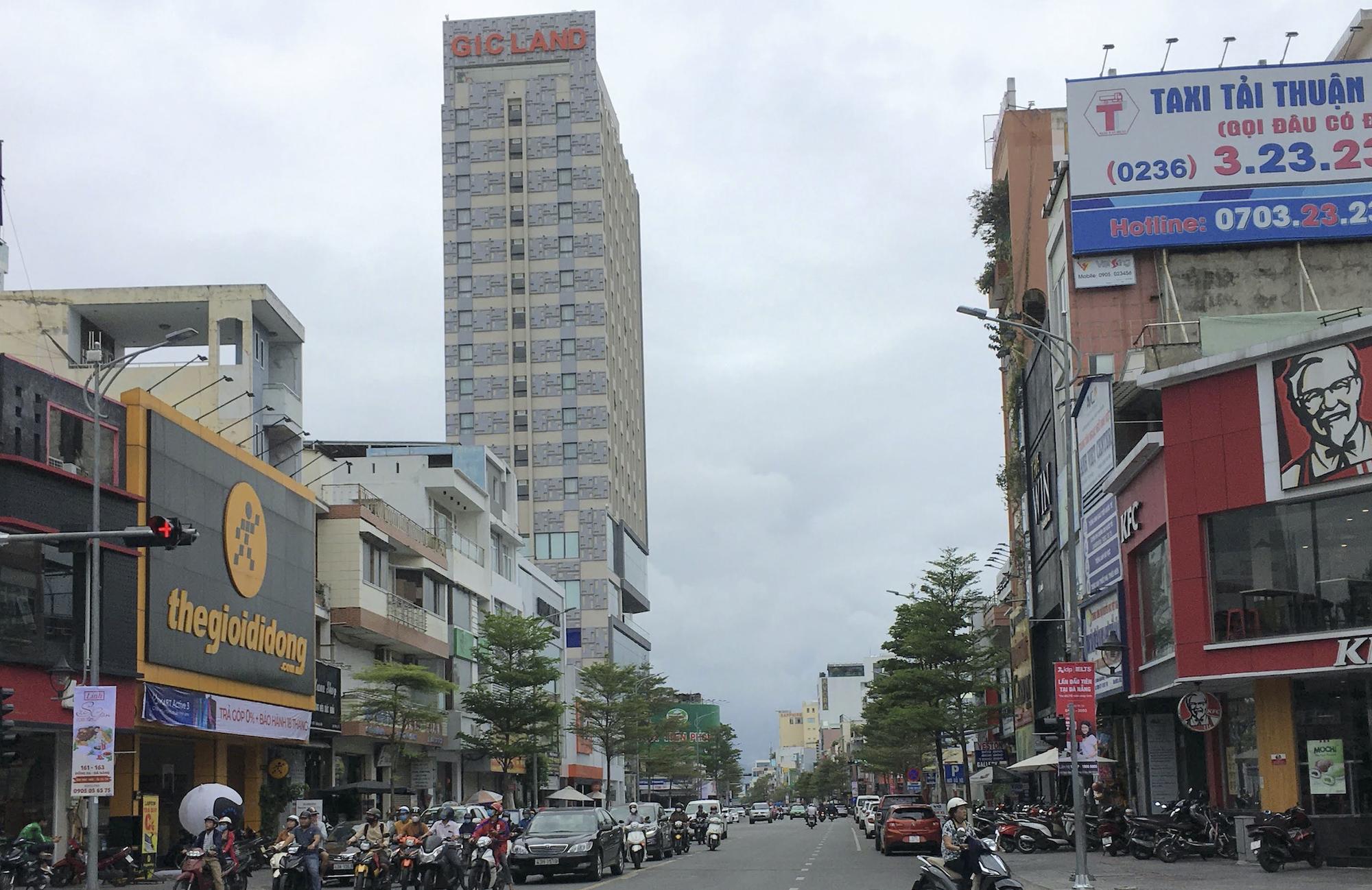 Giá mặt bằng, văn phòng cho thuê ở Đà Nẵng giảm sâu nhưng ít người quan tâm - Ảnh 4.