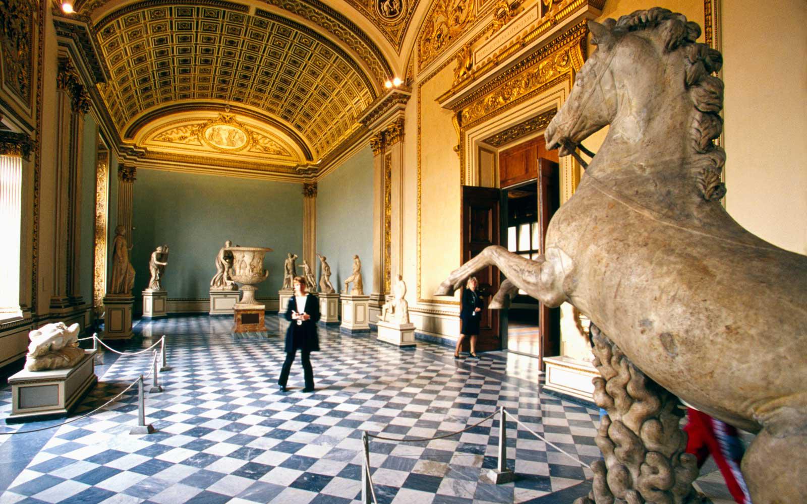 Các chuyến tham quan bảo tàng ảo miễn phí trong thời điểm dịch corona bùng phát - Ảnh 1.