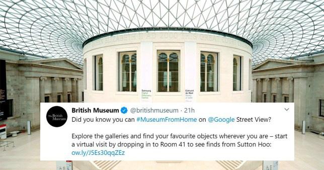 Các chuyến tham quan bảo tàng ảo miễn phí trong thời điểm dịch corona bùng phát - Ảnh 2.