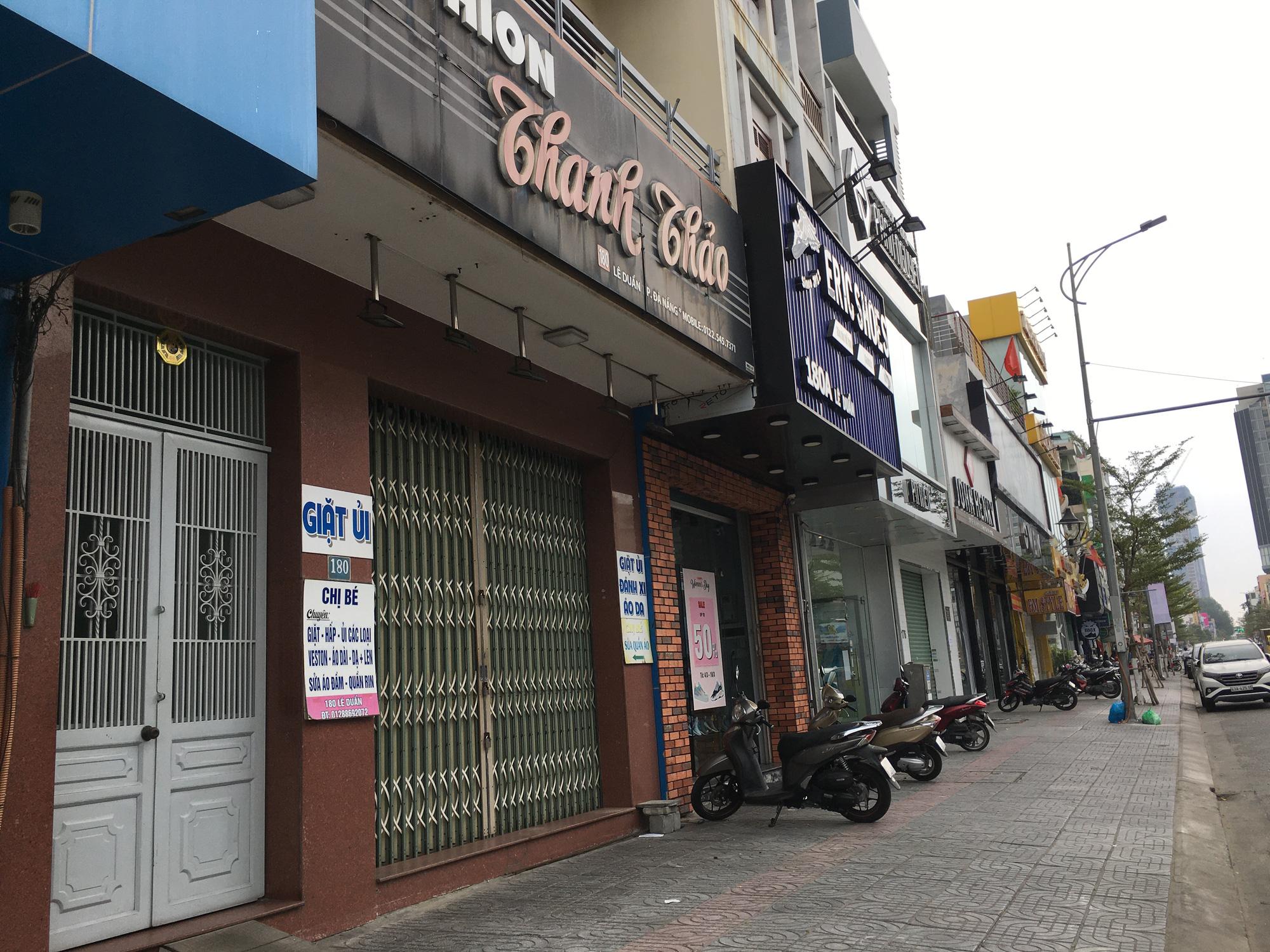Giá mặt bằng, văn phòng cho thuê ở Đà Nẵng giảm sâu nhưng ít người quan tâm - Ảnh 2.
