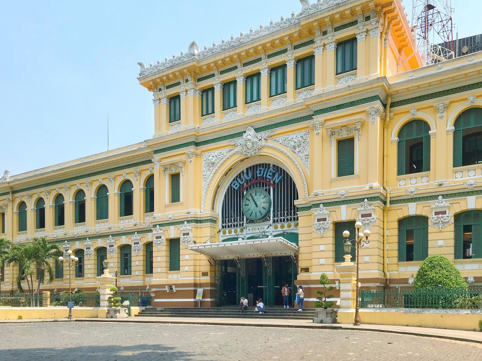 Các điểm du lịch tại TP.HCM vắng hoàn toàn sau quyết định dừng nhập cảnh người nước ngoài vào Việt Nam - Ảnh 11.