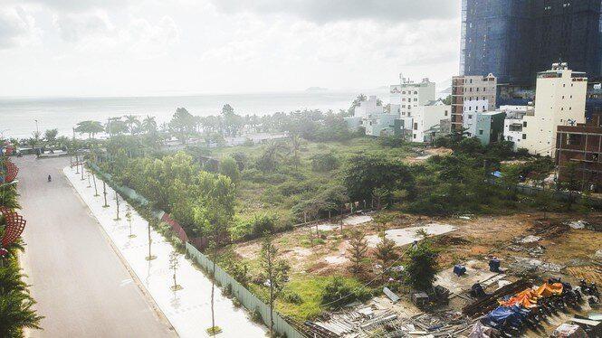 Hơn 10.000m2 đất vàng ở Quy Nhơn sắp có chủ mới sau nhiều năm xanh cỏ  - Ảnh 1.