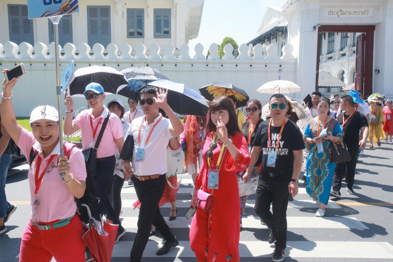 Thái Lan chuẩn bị đón khách Trung Quốc trở lại sau cao điểm dịch corona - Ảnh 2.