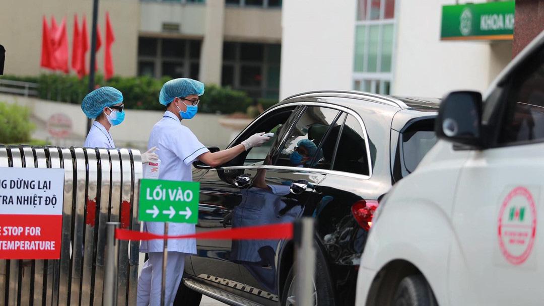 Bệnh nhân 148 lại dương tính sau khi âm tính, đã đi nhiều nơi tại Hà Nội - Ảnh 1.