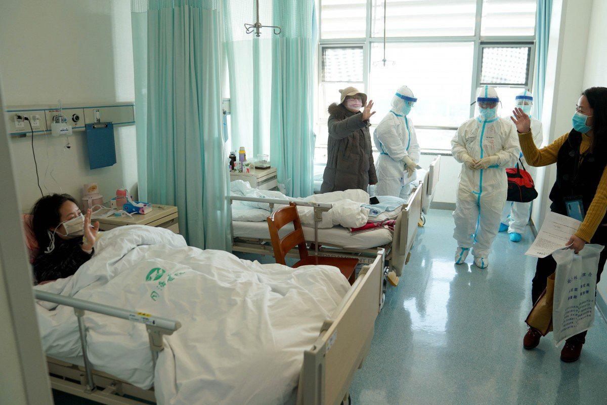 10% bệnh nhân nhiễm dịch ở Vũ Hán đã phục hồi tiếp tục có kết quả dương tính sau đó - Ảnh 1.