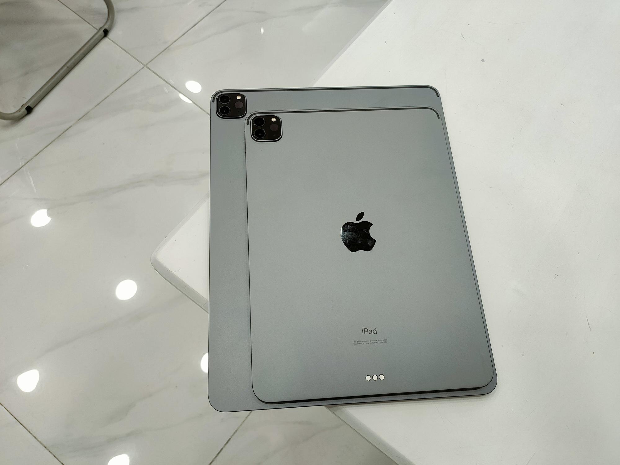 Trên tay nhanh iPad Pro 2020 vừa mới về Việt Nam - Ảnh 7.