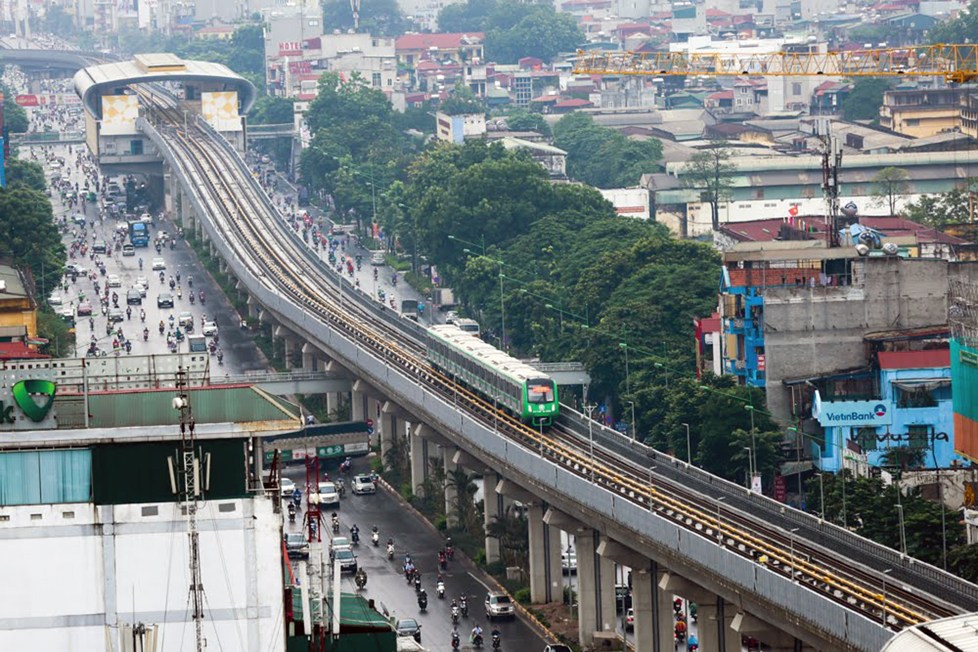 Thanh toán, quyết toàn và dịch Covid-19 ảnh hưởng tiến độ đường sắt Cát Linh - Hà Đông - Ảnh 2.