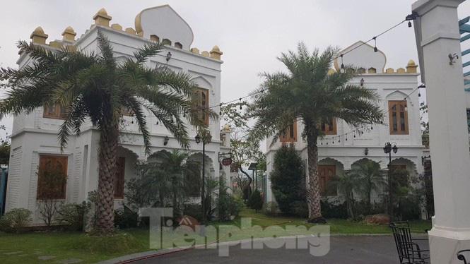 Phú Thọ xử phạt 120 triệu đồng dự án nghìn tỉ Vườn Vua - Ảnh 1.