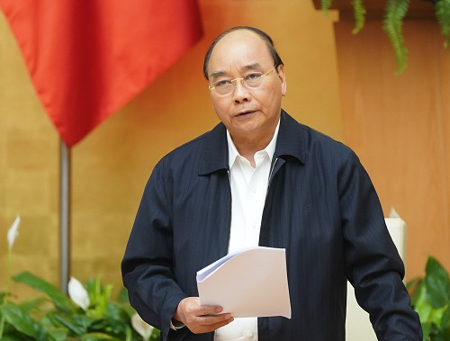Thủ tướng Nguyễn Xuân Phúc: Tạm đình chỉ cơ sở kinh doanh dịch vụ từ 28/3 đến hết 15/4 để phòng dịch Covid-19 - Ảnh 1.