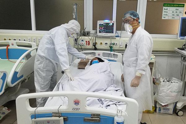Việt Nam công bố phác đồ mới chẩn đoán và điều trị Covid-19 - Ảnh 1.