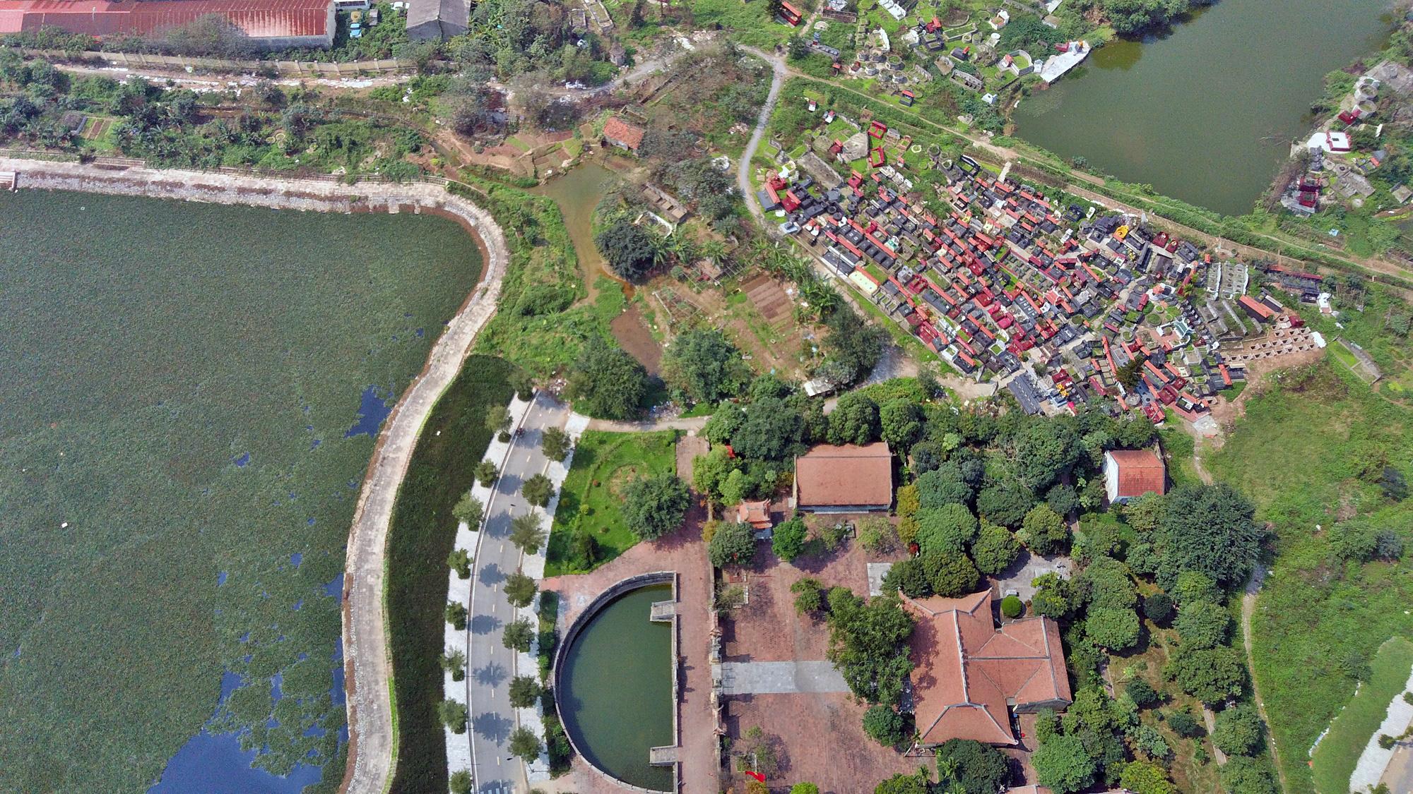 Toàn cảnh công viên Chu Văn An và những dự án hưởng lợi - Ảnh 14.
