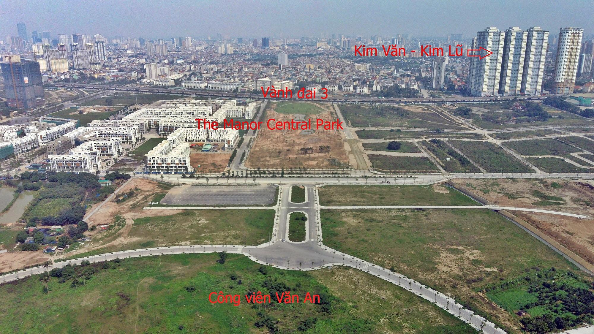 Toàn cảnh công viên Chu Văn An và những dự án hưởng lợi - Ảnh 17.